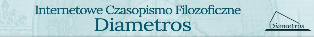 Diametros – Internetowe Czasopismo Filozoficzne